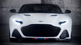 Aston Martin, дбс, SuperLeggera, Concorde Edition
