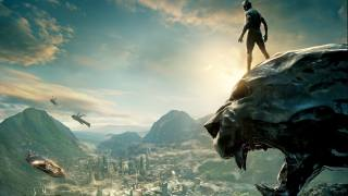 the film, black Panther, 2018, Fantasy