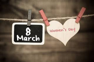 8 березня, серце, напис, прищіпки