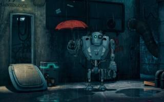 Encodya, poster, Games, robot