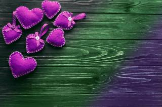 hearts, Love, Color, texture