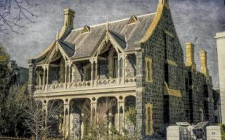 dům, Starý, výhled