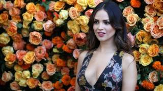 actress, singer, Eiza Gonzalez