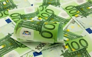money, bills, Euro