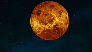 Venus, planet, background