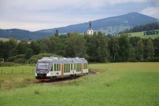 train, composition, nature