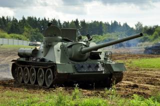 self-propelled, installation, The su-100