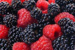 raspberry, BlackBerry, berries