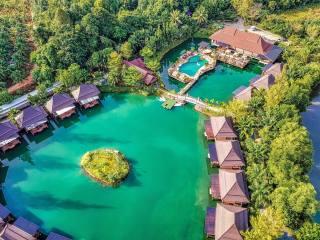 panorama, resort, the rest, Thailand
