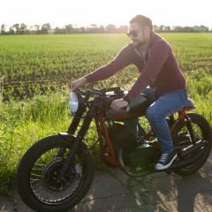 Moto, motorcycle, the bike, Java, каферейсер, Custom, Moto, bike, custom, caferacer, jawa350