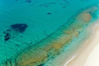 coast, sea, wave, the beach