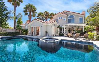 dům a pohodlí, bazén