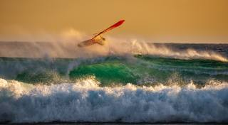 surfing, extreme, sports, wave