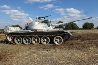 т-55, Soviet, average, Tank