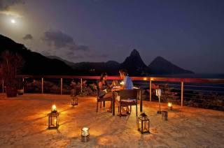Jade Mountain Resort, PAIR