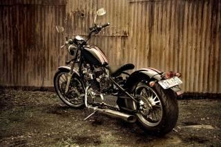 hunter, 350cc, bobber