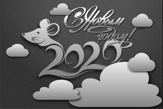 год мыши, Новый год, праздник
