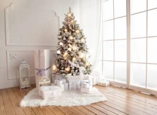 елка, праздник, подарки