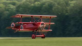 Fokker Dr.I, Красный барон, 1917, Триплан, air force, Германской, říše, Fokker DR1, Triplane