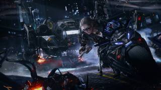 CrossFire, дівчина, ATEC, зброя, Р1, T335220