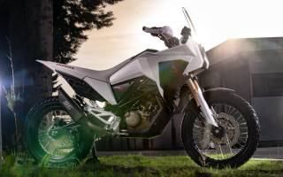 Honda, CB125X, motorcycle