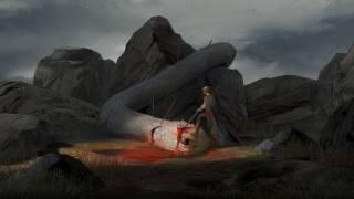 Patrik Pulkkinen, Slain Terror, змія, дівчина