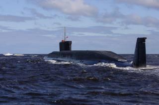 submarine, atomic, the ocean