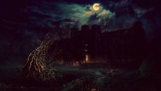 Ужас ночи, фентезі, арт фанарт