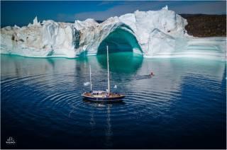 айсберг, красиво