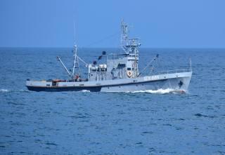 černé moře, člun, гидрограф