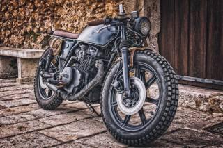 yamaha, мотоцикл, круизер, Режим HDR