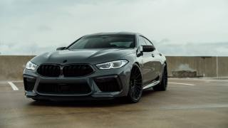 bmw, m8, gran coupe, competition, 2021