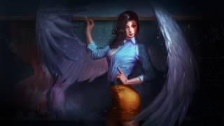 фентезі, ангел