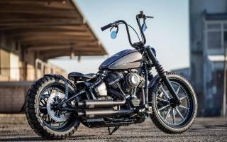 Harley Davidson, митниця, Thunderbike, street crosser