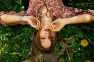 girl, spring, beautiful, photo, Сергей Богатков