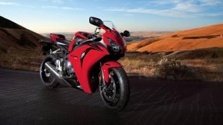 мотоцикл, дорога, Хонда, ЦБ РФ, 1000