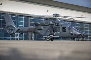 Airbus, Helicopter, H160M, Guepard, aviation