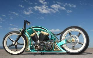 мотоцикл, байк, митниця, Thunderbike
