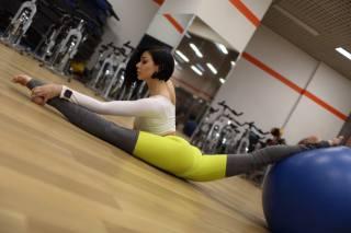 holka, model, sport, fitness