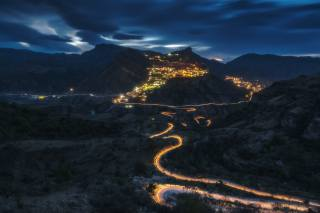 Дагестан, the Caucasus, mountains