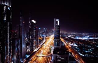 Дубай, оае, місто, хмарочоси