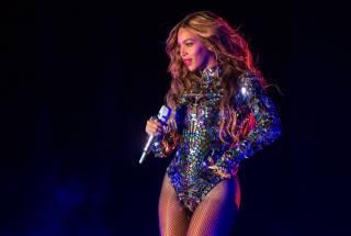 Beyonce, singer