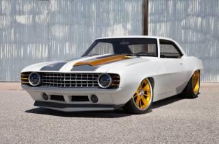 American, car, Chevrolet, Camaro, tuning