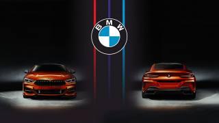 bmw, logo, background, saver, Auto