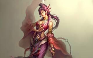 Female, taoist