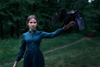 holka, ptáček