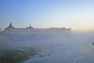 города, Меджибіж, крепость