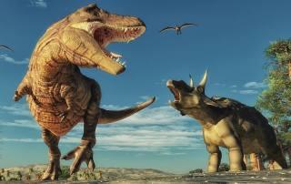 zvířata, Dinosaurus