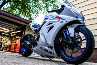 Suzuki, GSXR, 1000r