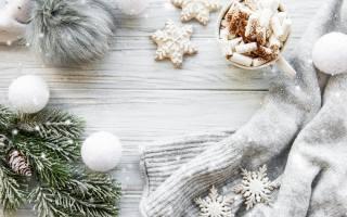 snow, decoration, Christmas, mug, balls, twigs, cones, stars
